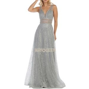 New formal dress. Prom evening bridesmaid dresses